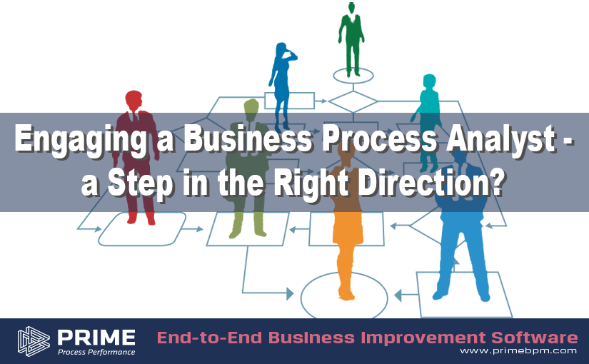Engaging a Business Process Analyst