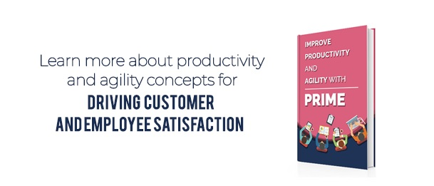 Improve Productivity and Agility with PRIME