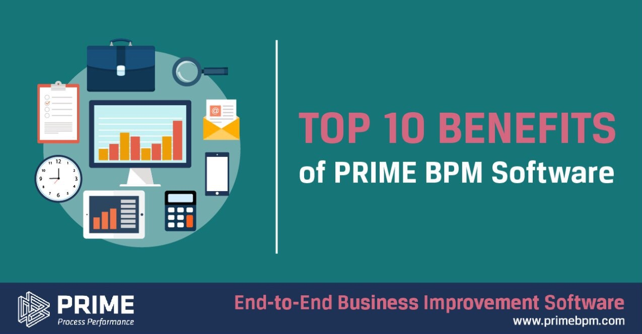 Top 10 Benefits of PRIME BPM