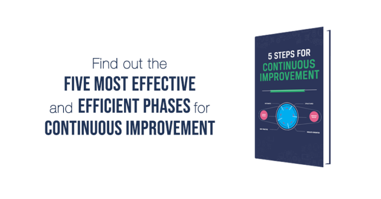 5 Steps for Continuous Improvement