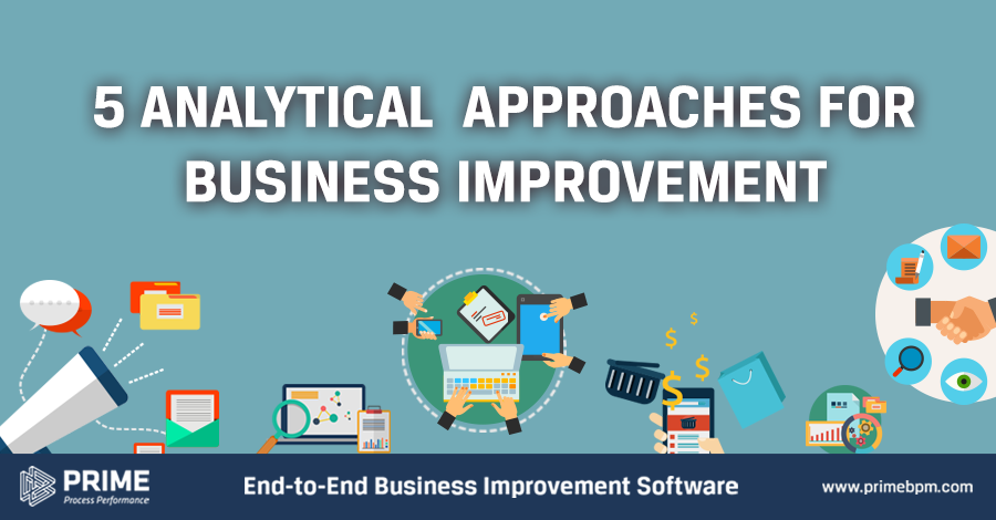 5 Analytical Approaches for Business Improvement