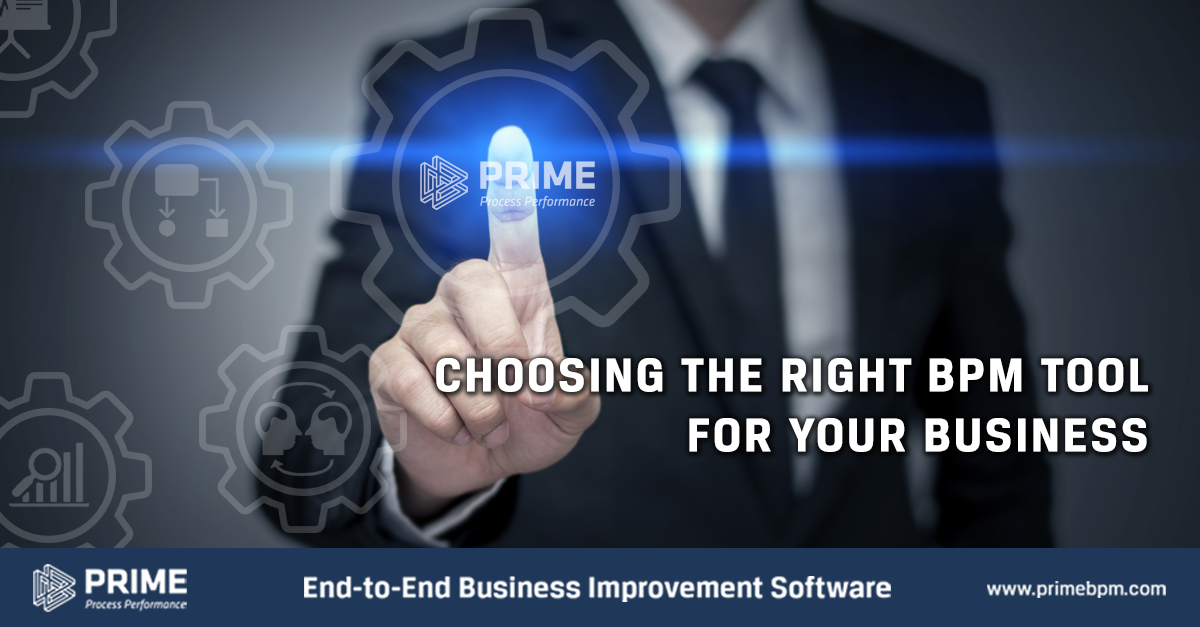 Choosing the Right BPM Tool