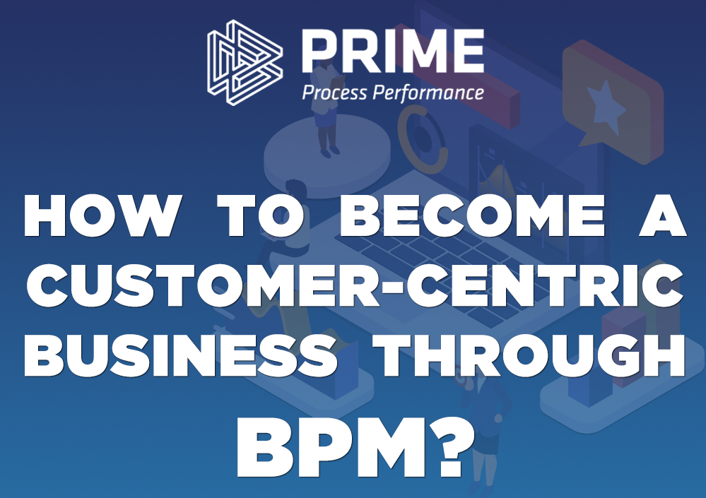 How to become customer-centric
