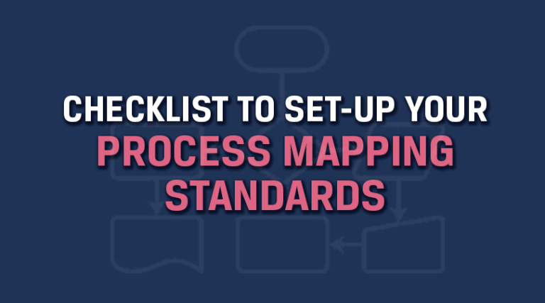 Process Mapping Standards