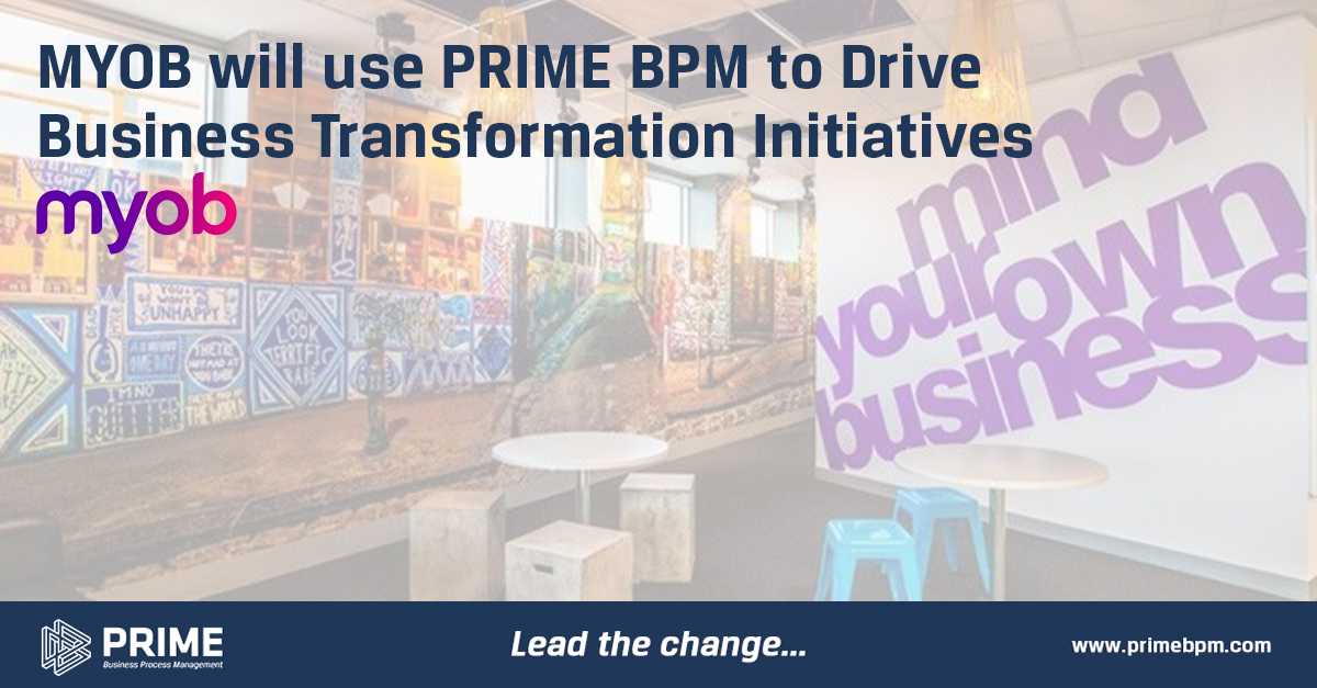 myob acquires prime bpm