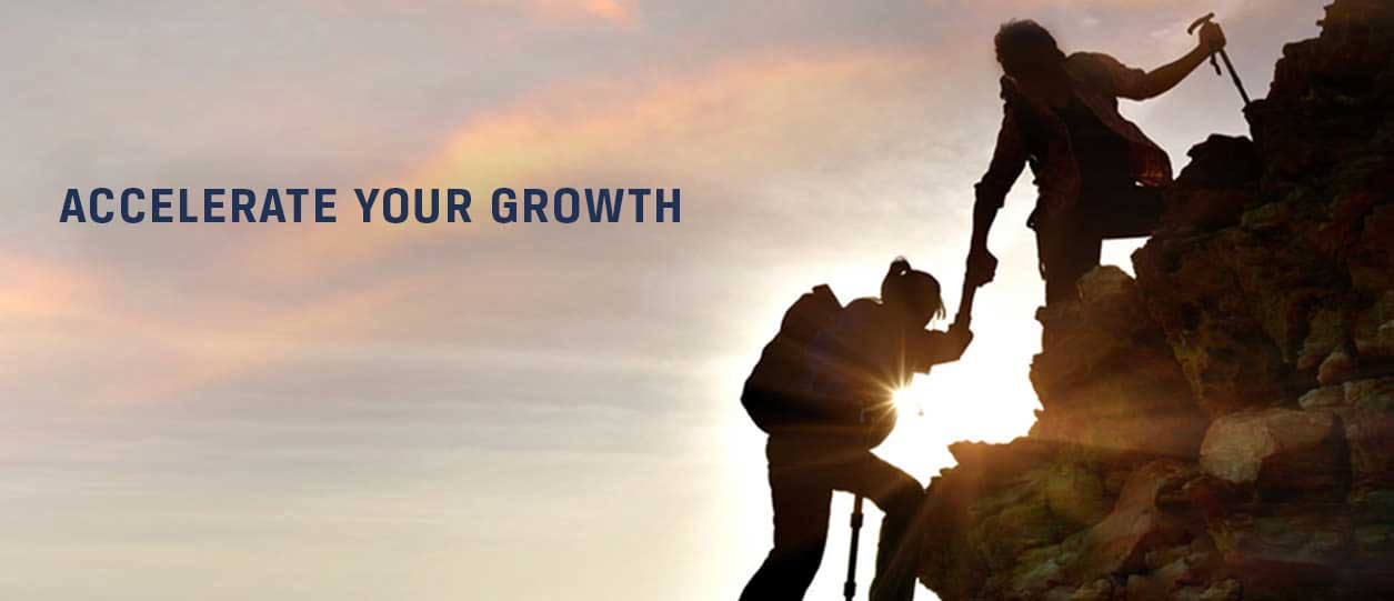 Accelerate your growth